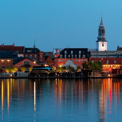 Aalborg – Spirende kulturby med liv og historie